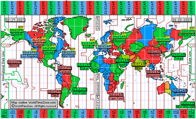 8 reasons why time zones are confusing student abroad magazine 1 south africa sciox Images